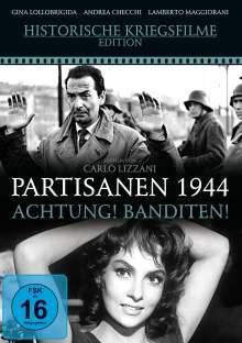 Partisanen 1944 - Achtung Banditen!, DVD