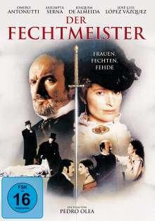 Der Fechtmeister - Frauen, Fechten, Fehde, DVD