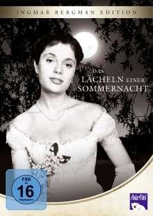 Das Lächeln einer Sommernacht (1955), DVD