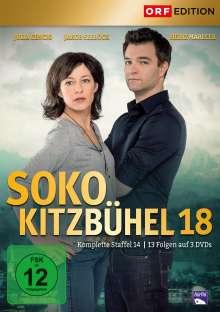 SOKO Kitzbühel Box 18, 3 DVDs