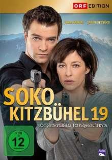 SOKO Kitzbühel Box 19, 3 DVDs