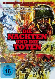 Die Nackten und die Toten, DVD