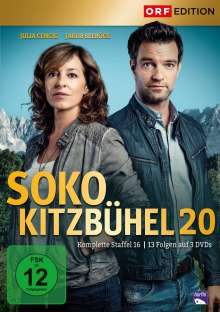 SOKO Kitzbühel Box 20, 3 DVDs