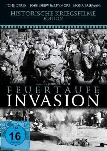 Feuertaufe Invasion, DVD