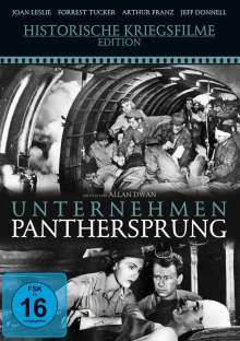 Unternehmen Panthersprung, DVD