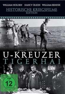 U-Kreuzer Tigerhai, DVD