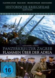 Panzerkreuzer Zagreb - Flammen über der Adria, DVD