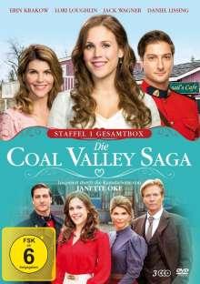 Die Coal Valley Saga Staffel 1 (Gesamtbox), 3 DVDs