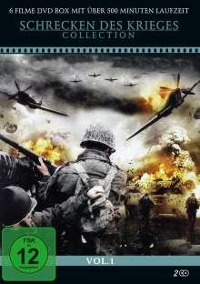 Schrecken des Krieges Collection Vol. 1 (6 Filme auf 2 DVDs), 2 DVDs