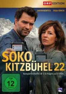 SOKO Kitzbühel Box 22, 3 DVDs