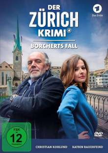 Der Zürich Krimi (Folge 1): Borcherts Fall, DVD
