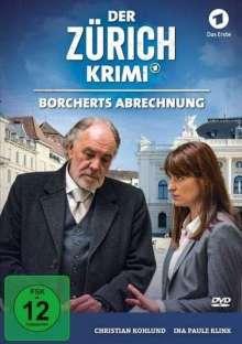 Der Zürich Krimi (Folge 2): Borcherts Abrechnung, DVD