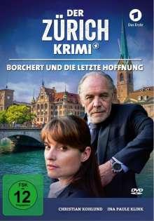Der Zürich Krimi (Folge 3): Borchert und die letzte Hoffnung, DVD