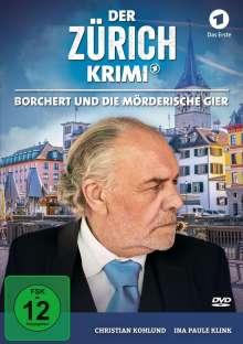 Der Zürich Krimi (Folge 5): Borchert und die mörderische Gier, DVD