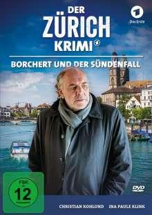Der Zürich Krimi (Folge 6): Borchert und der Sündenfall, DVD