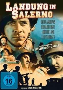 Landung in Salerno, DVD