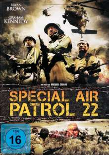 Special Air Patrol 22, DVD