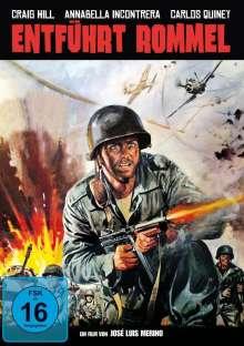 Entführt Rommel (OmU), DVD