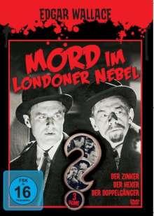Mord im Londoner Nebel, DVD