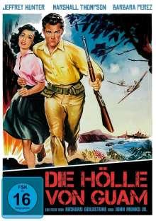 Die Hölle von Guam, DVD