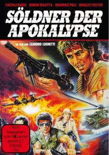 Söldner der Apocalypse, DVD