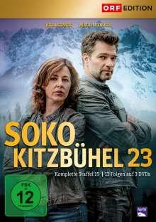 SOKO Kitzbühel Box 23, 3 DVDs