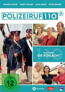 Polizeiruf 110: Die Schlacht (Folge 246), DVD