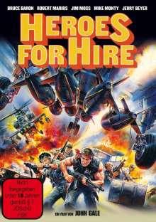 Heroes for Hire - Helden des Krieges, DVD