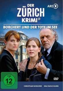 Der Zürich Krimi (Folge 9): Borchert und der Tote im See, DVD