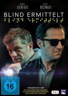 Blind ermittelt Teil 1-3, 3 DVDs