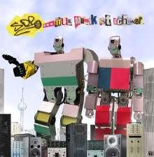 SDP: Nur Musik ist schöner, CD