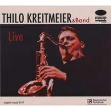 Thilo Kreitmeier (geb. 1967): Live, CD