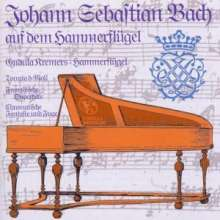 Gudula Kremers - Johann Sebastian Bach auf dem Hammerflügel, CD