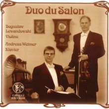 Duo de Salon, CD