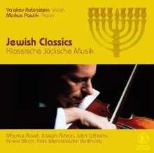 Jewish Classics - Jüdische Musik für Violine & Klavier, CD