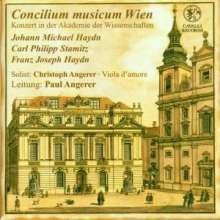 Concilium Musicum Wien, CD