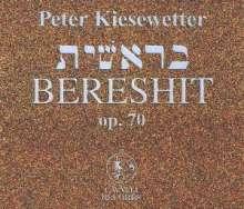 Peter Kiesewetter (1945-2012): Bereshit für Sopran,Viola,Zither,Percussion & Sprecher, 3 CDs