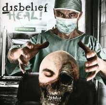 Disbelief: Heal, CD