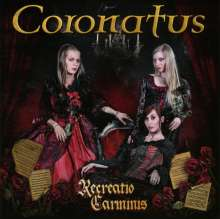 Coronatus: Recreatio Carminis, CD