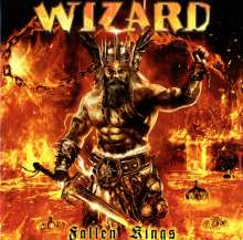 Wizard: Fallen Kings, CD