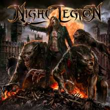Night Legion: Night Legion, CD