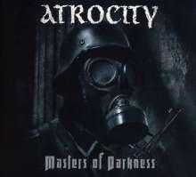 Atrocity: Masters Of Darkness EP, Maxi-CD