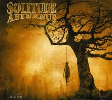 Solitude Aeturnus: Alone (Limited Edition), CD