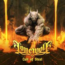 Lonewolf: Cult Of Steel (Limited Edition), CD