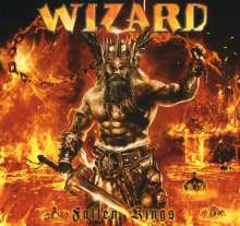 Wizard: Fallen Kings (Limited-Edition), CD