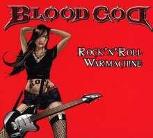 Blood God: Rock'n'Roll Warmachine, 3 CDs