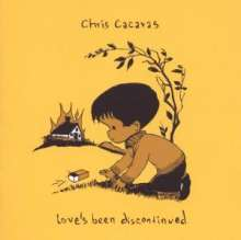 Chris Cacavas: Love's Been Discontinue, CD
