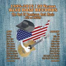 Blue Rose Records - Best Of New Americana Rock Music, 2 CDs