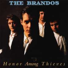 The Brandos: Honor Among Thieves (Limited-Numbered-Edition), LP