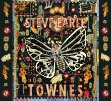 Steve Earle: Townes (Limited Edition), 2 CDs